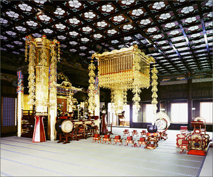 大本山法華経寺様 日蓮宗
