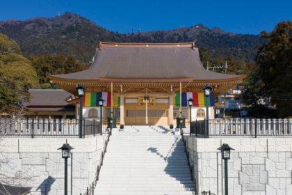 大本山護国寺別院筑波山大御堂様