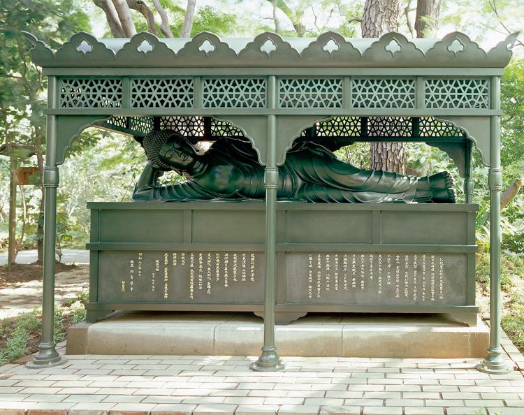 大正寺様 涅槃像