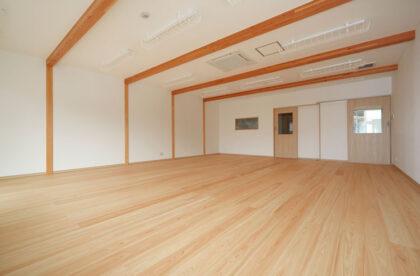 慶元寺様 木造幼稚園舎